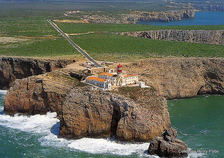 95 best portugal images on pinterest lisbon portugal monuments and beautiful places - Cabo san vicente portugal ...