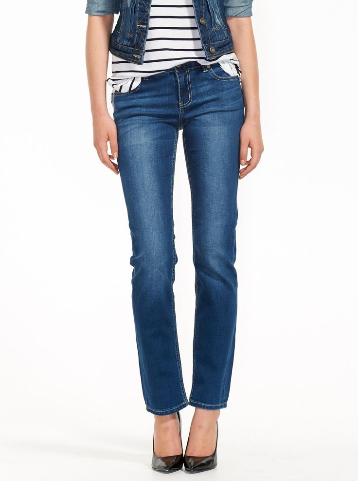 Just Jeans 311 Stretch Straight Leg (Ocean)