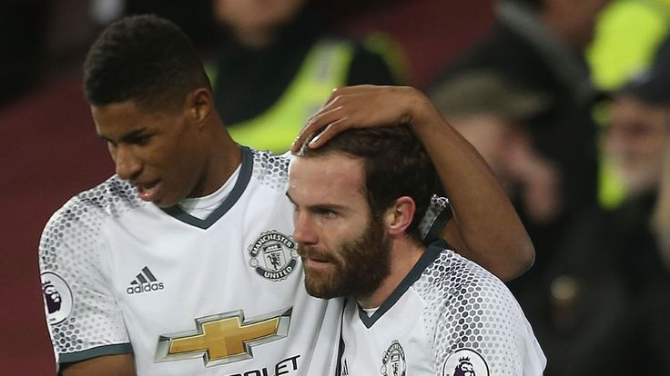 Mata & Rashford delighted with West Ham win - Official Manchester United Website