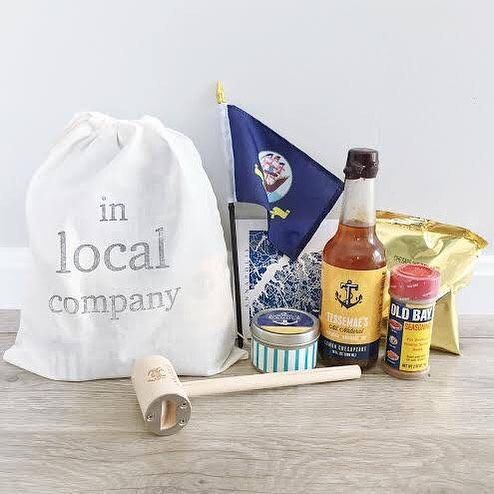 The Annapolis Gift Bag Created By Inlocalcompany Has