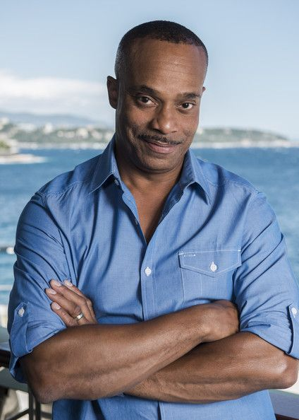 rocky carroll | Rocky Carroll Actor Rocky Carroll poses for a portrait session during ...