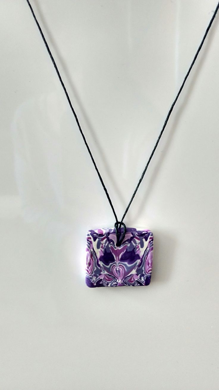 Handmade Polymer Clay Necklaces by Cecilia Diane Designs Find these pieces for sale on Facebook! Follow us  at Cecilia Diane Designs on all the social meeds! #handmade #polymerclay #Sahm #hookedonpolymer #handmadejewelry #jewelry