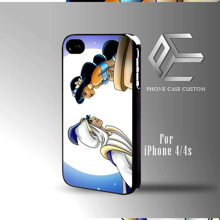 Aladdin and Jasmine Disney case for iPhone, iPod, Samsung Galaxy