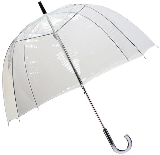 Clear Rainkist Bubble Umbrella | #Chic Only #Glamour Always
