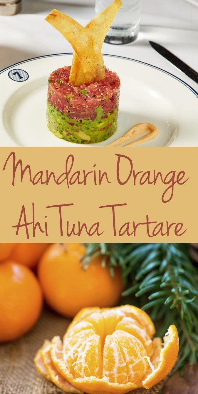 29 best latin vegetarian recipes images on pinterest vegan mandarin orange ahi tuna tartare with guacamole forumfinder Choice Image