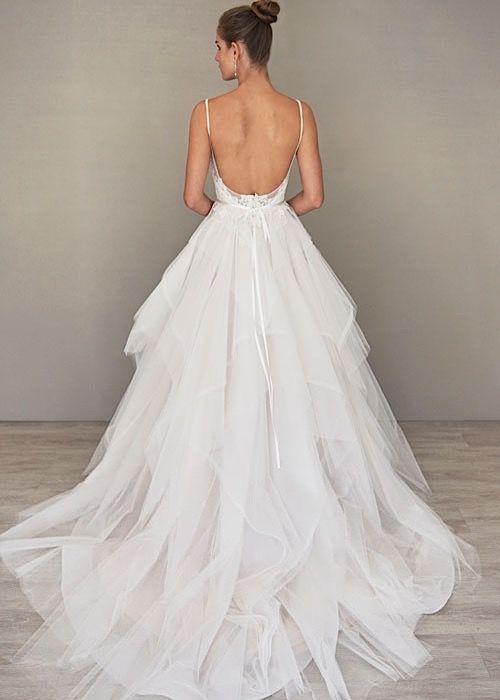 wedding dress hochzeitskleider rückenfrei 15 besten