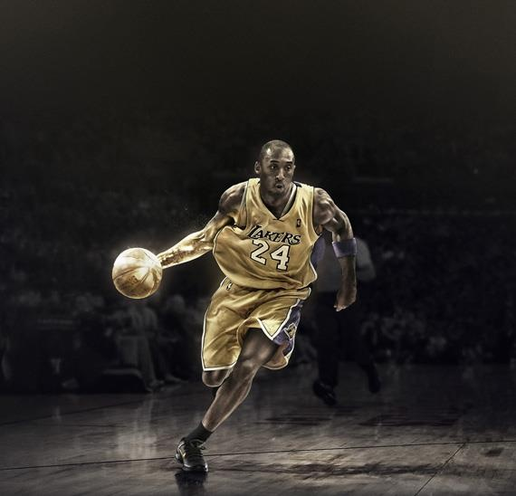 L.A. Lakers' Kobe Bryant