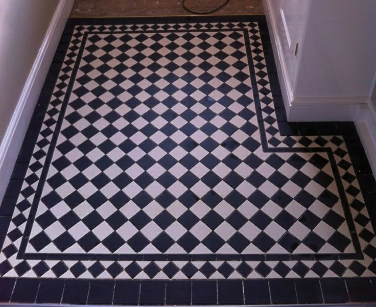 Victorian Tiling, Victorian Tiles, floors, paths expertly fitted in Surrey
