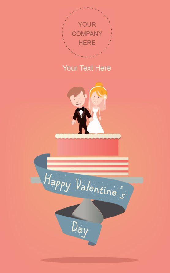 Plantilla HTML para enviar emailing en San Valentín