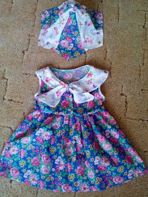 Выкройка платья для девочки   Шкатулка