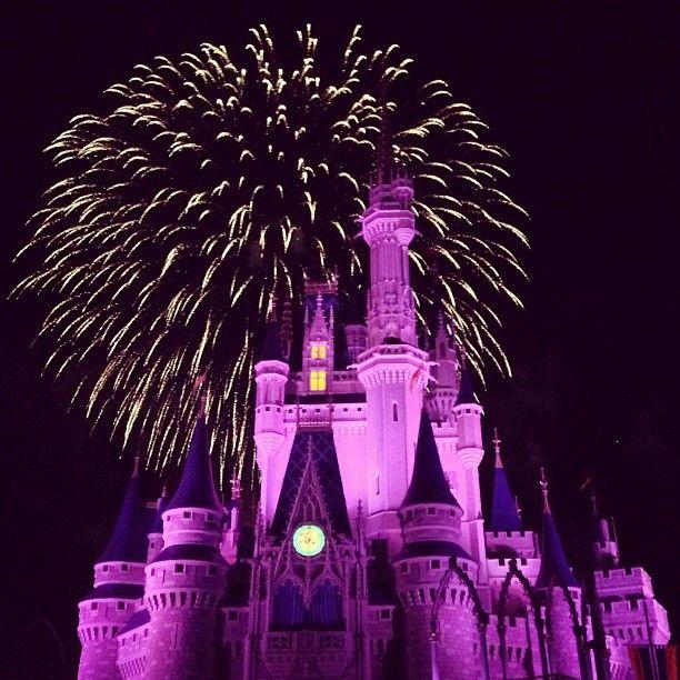 Wishes Nighttime Spectacular στην πόλη Lake Buena Vista, FL