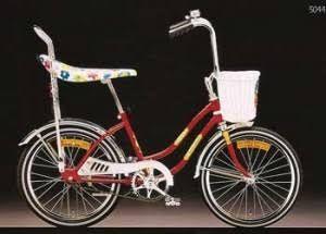 1970's Malvern Star bicycle.