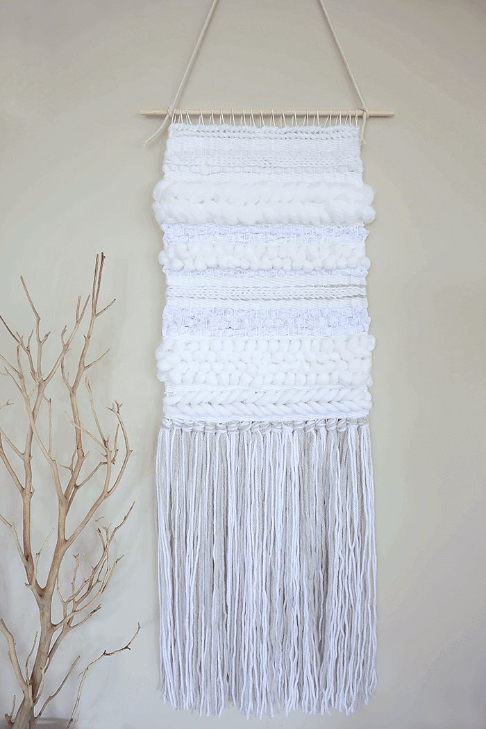 Learn to create beautiful texture to your weaving by following this step-by-step…