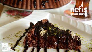 Çikolatalı Tart Kek Videosu