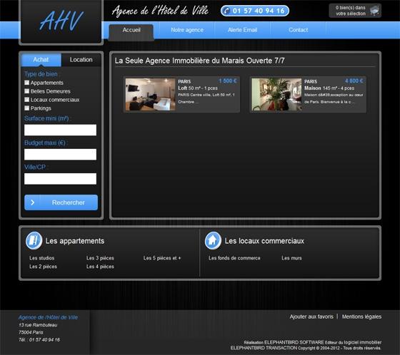 Agence De L'Hôtel De Ville Http://www