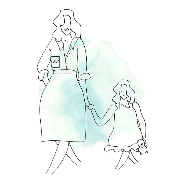 Do you constantly berate yourself? Punish yourself? Would you treat someone else that way? Would you treat a small child that way? What if you saw yourself as a child – how would you treat yourself? You are still a child no matter your physical age! New on the blog today, we explore why your inner child needs your attention - link in profile. Illustration by our very own talented @agnesstreetpin Read more: http://www.thelittlesage.com/why-your-inner-child-needs-attention/