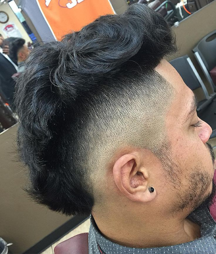 Nice 25 Modern Variations Of The Mohawk Fade   Be Creative And Have Fun