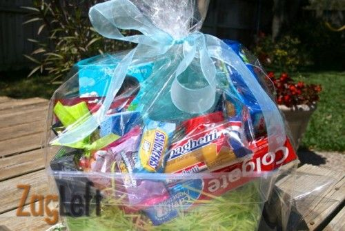 Gifts For Young Men: 38 Best Images About Easter Basket Ideas For Teens/young