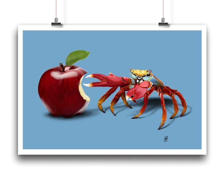 Core (Colour) | Shop art | decor | wall art | inspiration | caricature | home decor | idea | humor | gifts