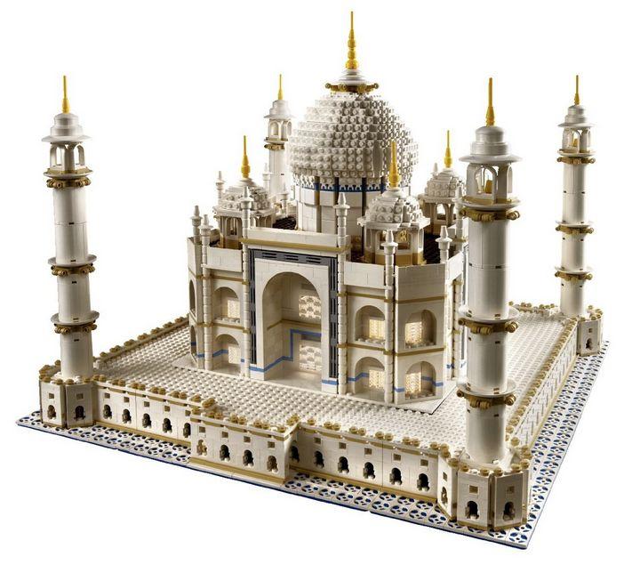 I dream of making LEGO Taj Mahal