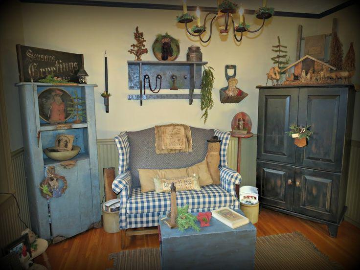 17 Best Images About Upholstered Furniture On Pinterest Primitive Living Ro