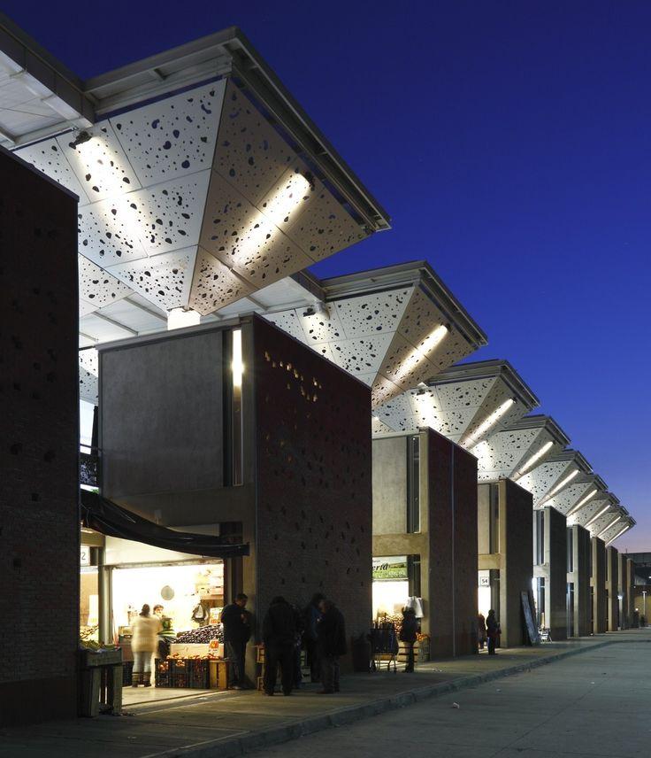 Galería - Mercado Tirso de Molina / Iglesis Prat Arquitectos - 5