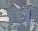 Crossroads – Wooded Homesite for sale in Rankin County MS
