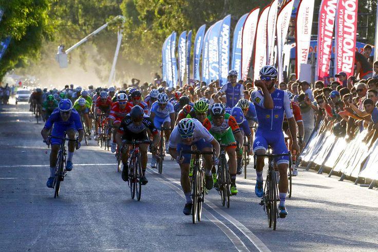 Fernando Gaviria ajoute une victoire de plus à son palmarès sur les routes d'Argentine - © Ilario Biondi/Tour de San Juan  Toute reproduction, même partielle, sans autorisation, est strictement interdite.