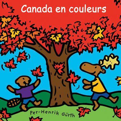 Canada en couleurs par Per-Henrik Gurth.