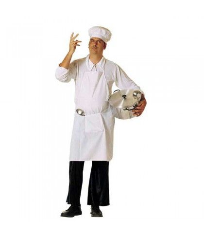 Μάγειρας στολή ενηλίκων Στολές Ενηλίκων