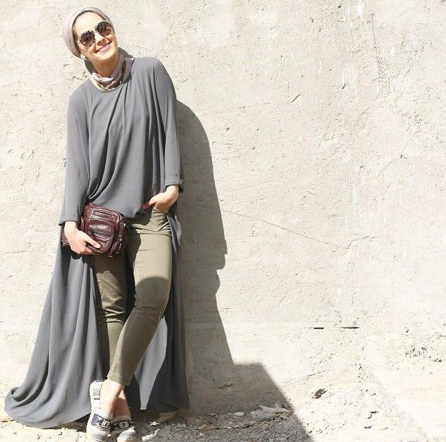 Hijabi outfit inspiration Ascia akf
