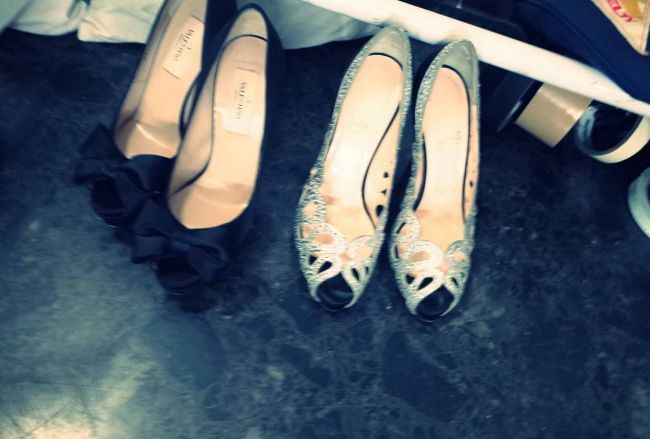 From Rinka's blog#shoes#pumps