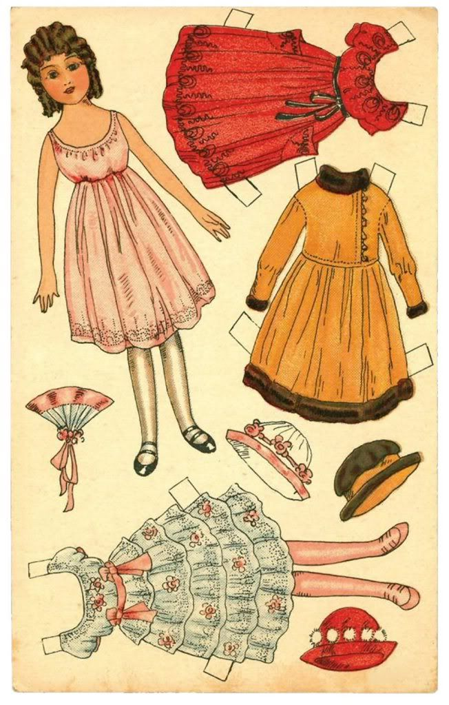 Top 25 ideas about Dolls and Paper Dolls on Pinterest | Raggedy ...