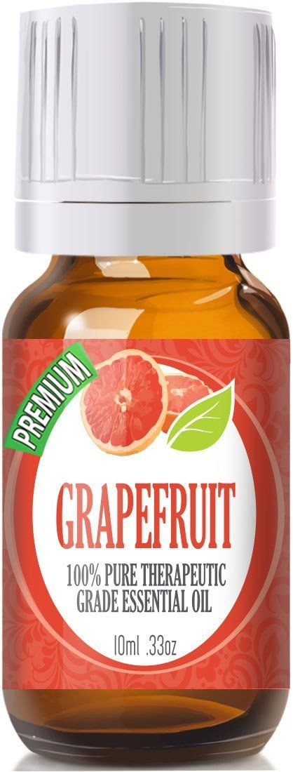 Grapefruit - 100% Pure, Best Therapeutic Grade Essential Oil - 10ml >>> To view further, visit now : cypress essential oil