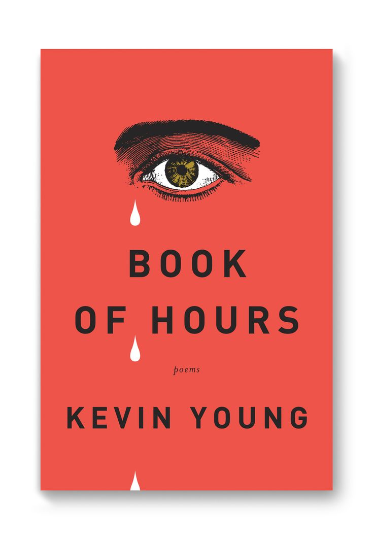 Poster design book - Book Of Hours Kelly Blair