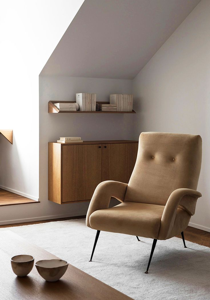 Sophisticated interiors with natural beige elements
