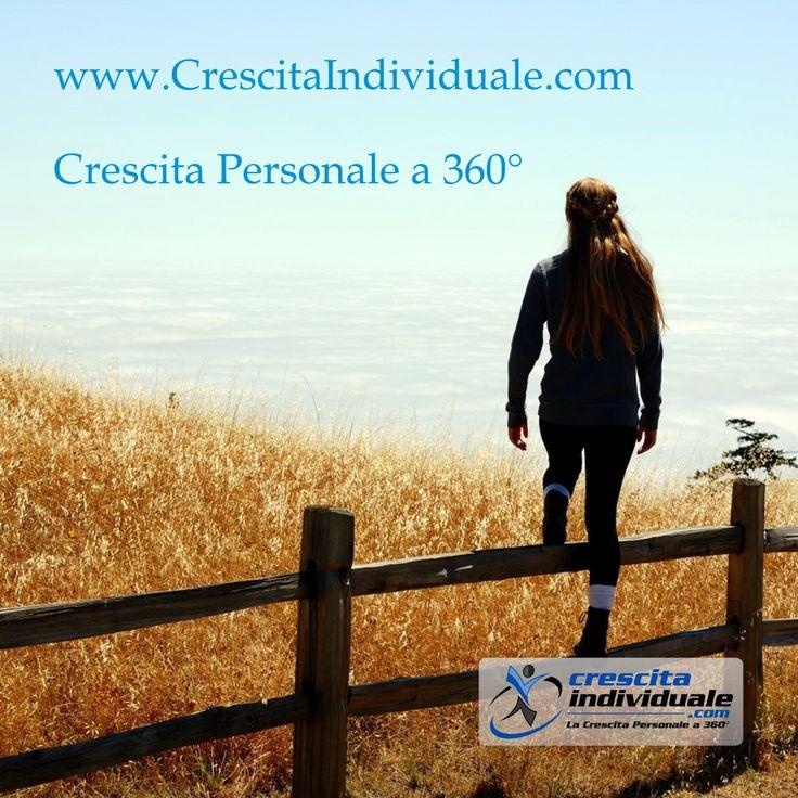 Crescita Individuale - Crescita Personale e Sviluppo del Potenziale Umano.