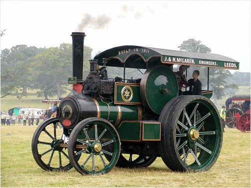 Steam Tractor 5 .@Jorge Martinez Martinez Martinez Cavalcante (JORGENCA)