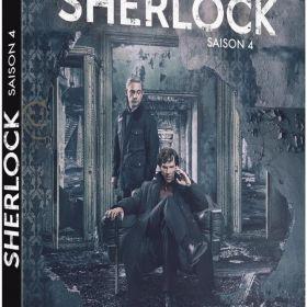 SHERLOCK saison 4 Benedict Cumberbatch (Acteur), Martin Freeman (Acteur), & 2 plus  Classé: Tous publics  Format : DVD