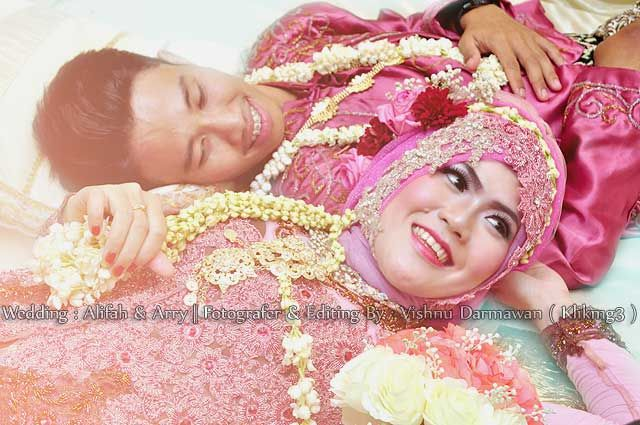 Klikmg3 Photography: Wedding : Alifah & Arry || Fotografer & Editing By...