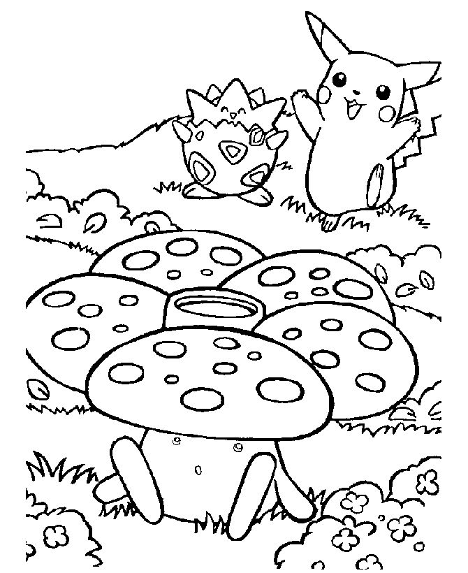 28 best Pokemon Coloring Pages images on Pinterest Pokemon