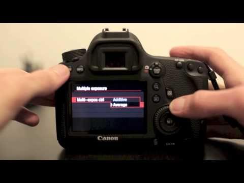 Canon 6D Menu Walkthrough & Setup - YouTube- Very thorough!