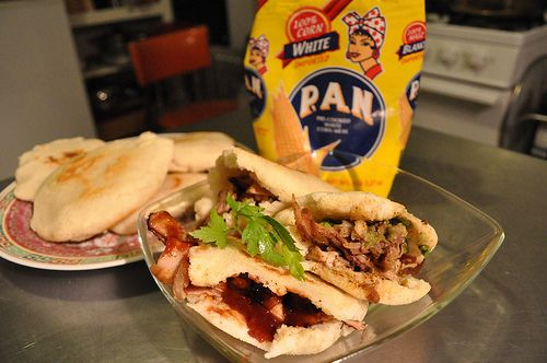 Made Arepas similar to this the other day... so good!