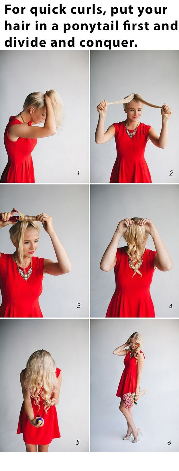 Tremendous 1000 Ideas About Easy Morning Hairstyles On Pinterest Vintage Hairstyles For Women Draintrainus