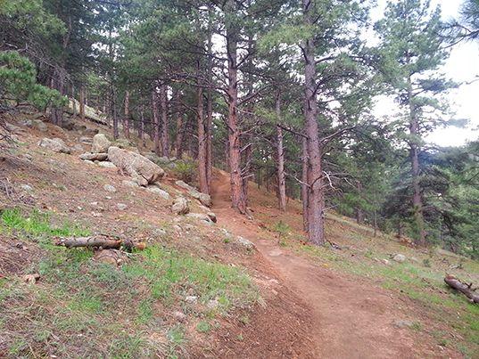 Lion's Lair Mount Sanitas Boulder