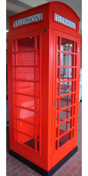Trend Rote Englische Britische London Telefonzelle The T Box versandkostenfrei Tage R ckgabe