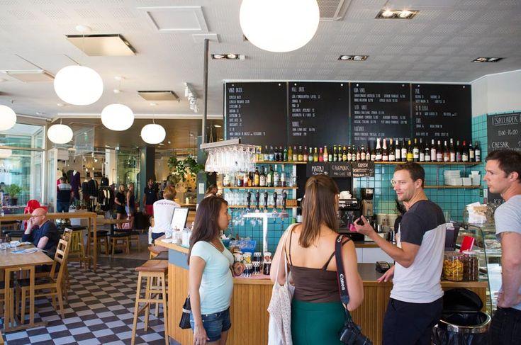 Fantastisk fika i hög kvalitet på H10 Bar & Café på Gotland.