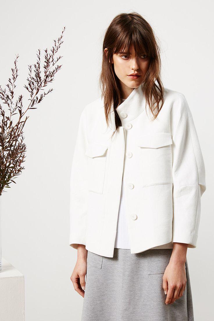 Friend of Audrey  - The Minimalist Jacket