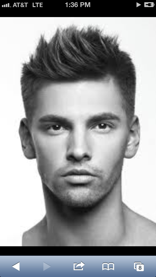 2013 men's hair, hot!