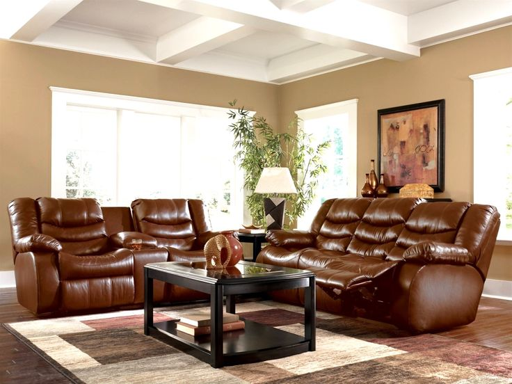 leather living room furniture collection review